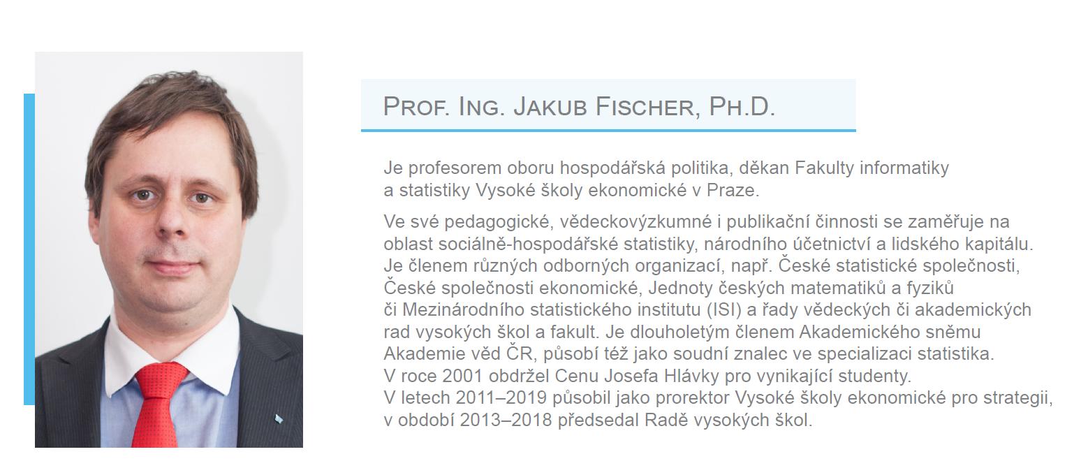 Člen EES - prof.Jakub Fisher