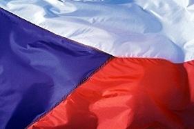 ČR vlajka