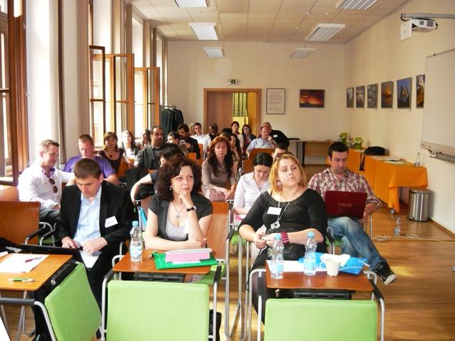 Setkání zástupců Visegrádské skupiny 3