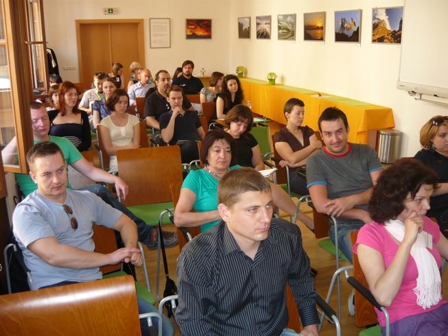 Setkání zástupců Visegrádské skupiny 5