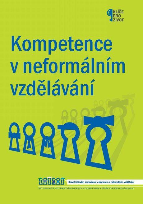 Kompetence v neformálním vzdělávání - obálka