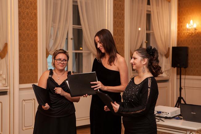 Atmosféra při předávání Ceny Milady Paulové za rok 2012