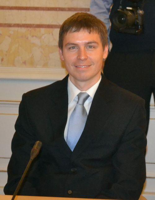 Oceněný Mgr. Martin Bartošík, Ph.D.