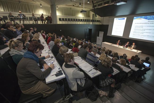 Konference k Strategii vzdělávání 2020