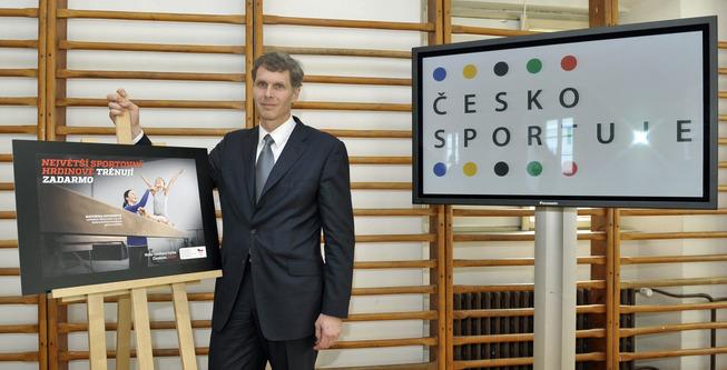 Česko sportuje