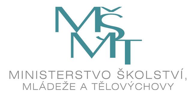 Výsledek obrázku pro logo mšmt