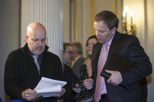 ministr a rektoři