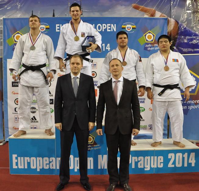 ministr a judo