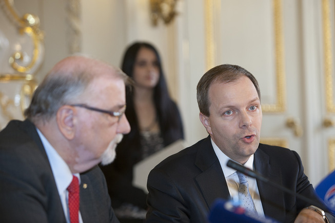ministr a SP ČR