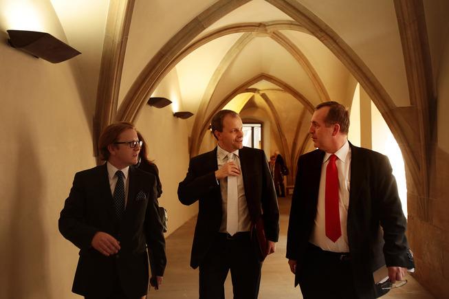 ministr a jmenování profesorů