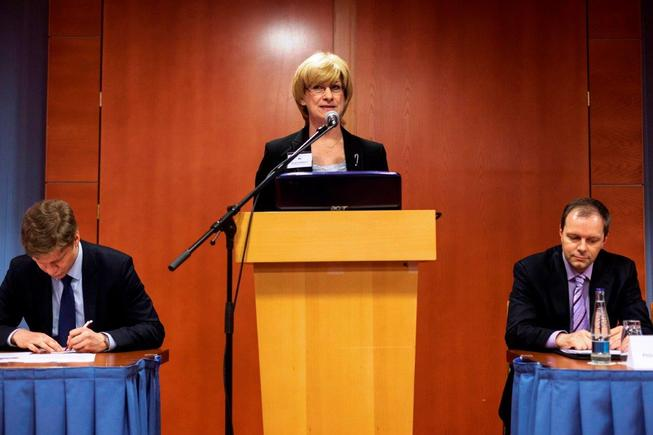 ministr a ředitelé gymnázií