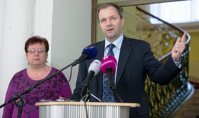 ministr - chovanci