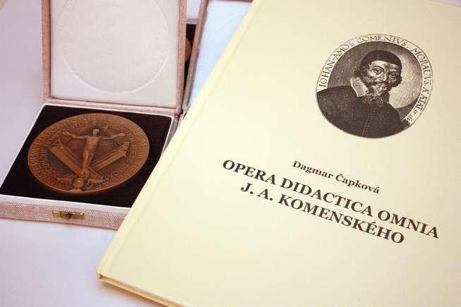 ministr a medaile