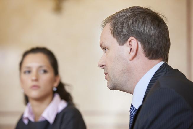 ministr-platy, nový náměstek