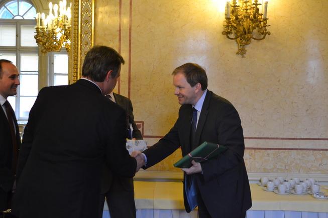 ministr a Trauttmansdorfa