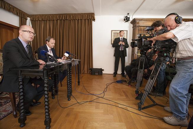 TK ministr a premiér