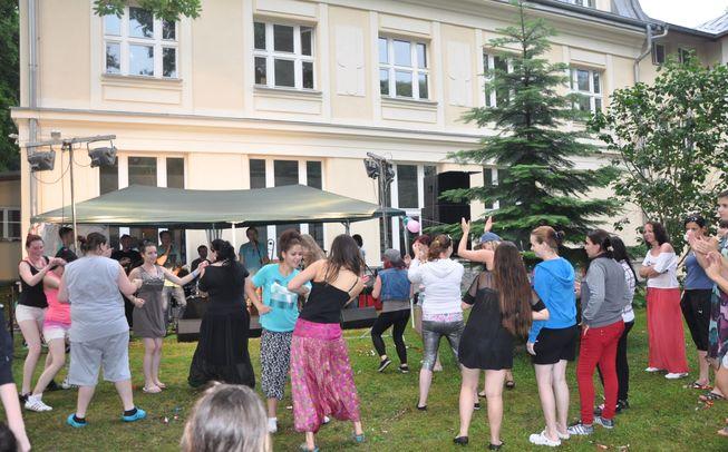 Zahradní slavnost DU Praha 4