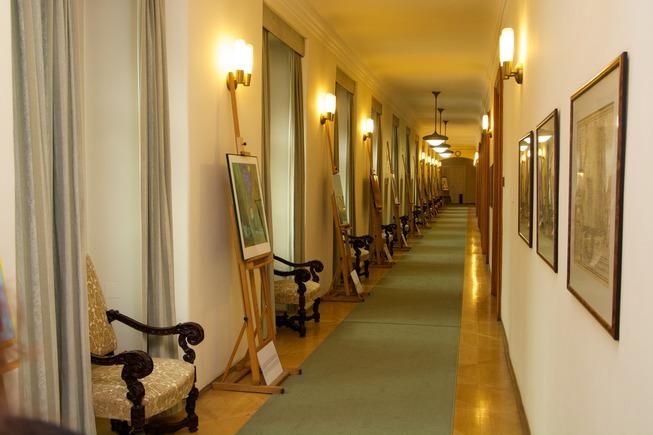 Vernisáž Výstavy DU Praha 2