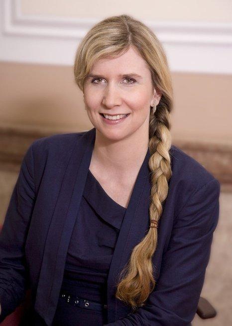 Ministryně školství, mládeže a tělovýchovy Kateřina Valachová