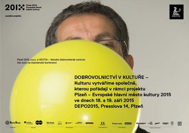 Mezinárodní konference Dobrovolnictví v kultuře