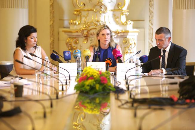 Tisková konference k novému školnímu roku 2015/2016