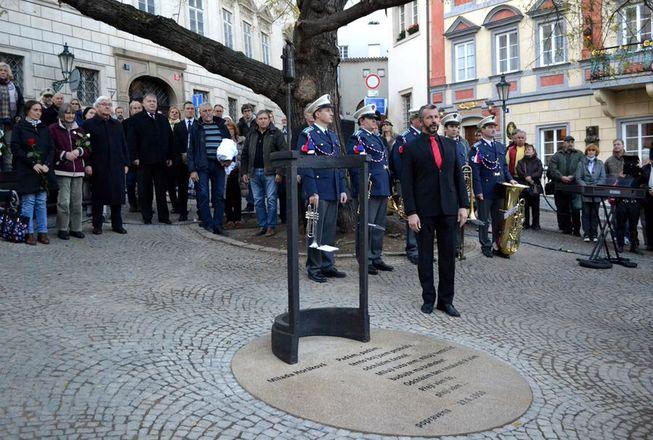 Milada Horáková - památník 4