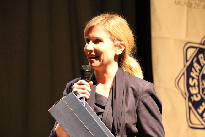 Ministryně Valachová