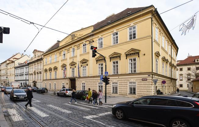 Budova MŠMT