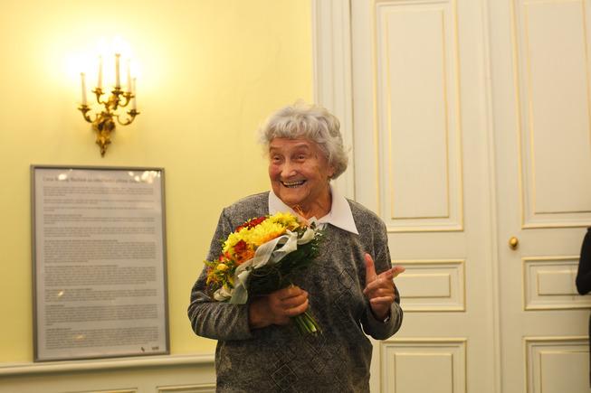 Cena M. Paulové