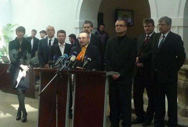 TK v Poslanecké sněmovně - 23. 3. 2011