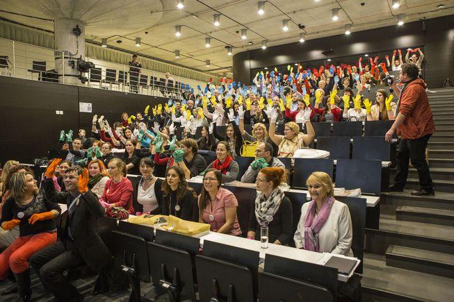 Národní konference  mládeži