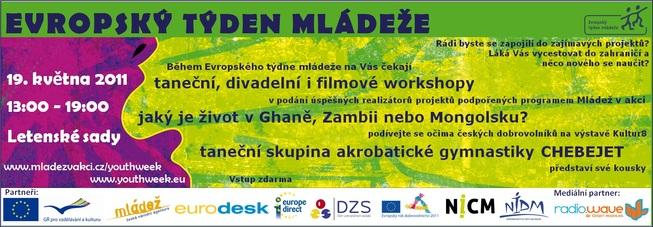 Youthweek 2011 (Tyden mladeze)