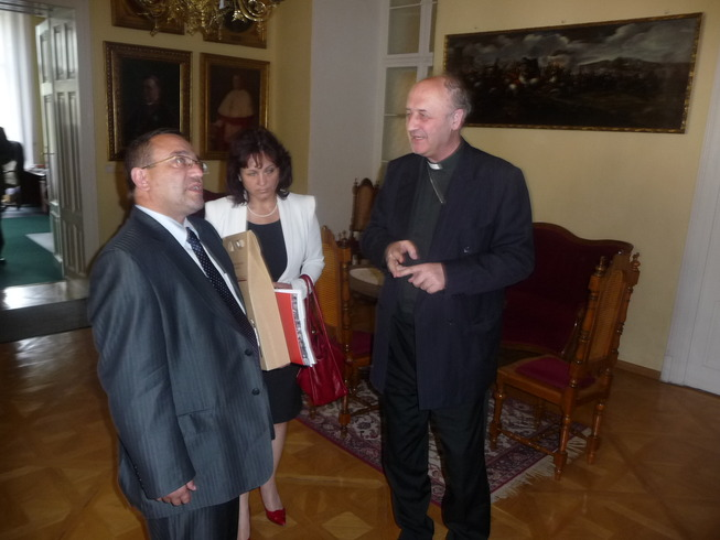 U olomouckého arcibiskupa (2)