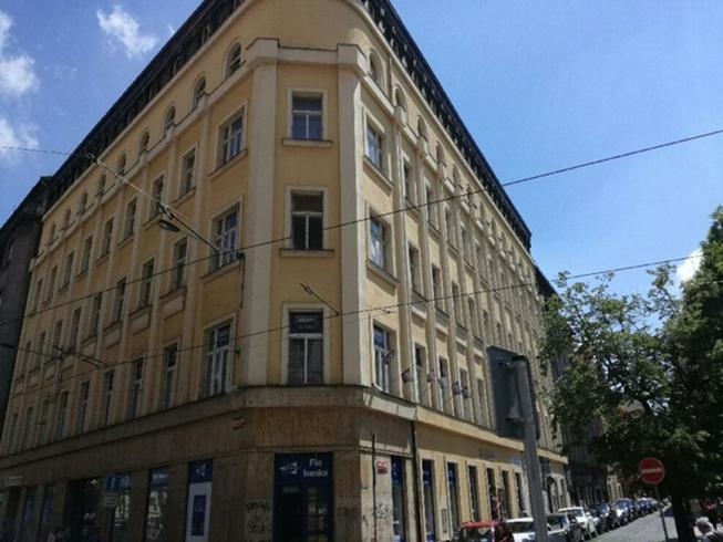 budova NIDV Senovážné