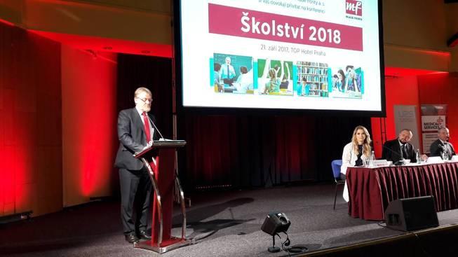 2017 0921 PM konference Školství 2018