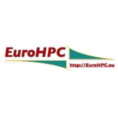 Logo EuroHPC