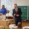 Ministr Petr Fiala zahajuje nový školní rok s žáky ZŠ Povážská ve Strakonicích