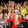 Vítězka Zlatého Ámose 2013 Růžena Hlůžková se svými žáky