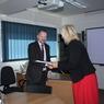 Návštěva ministra v NIDM