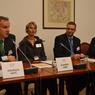1. náměstek ministra Jindřich Fryč na konferenci