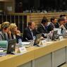 Ministr Marcel Chládek na jednání v Bruselu
