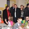 Ministr Dobeš na návštěvě ZŠ Zlonice