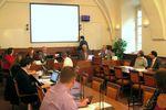 Jedna z úvodních konferencí MŠMT k projektu KREDO.