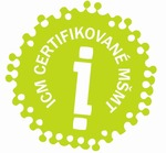 ICM certifikované MŠMT