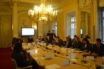 Jednání ministra školství Petra Fialy se školskými asociacemi