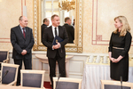 Státní tajemník Jindřich Fryč - jmenování