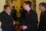 Ministr a medailisté