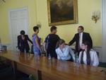 Ministr vítá učitele