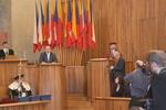 Jmenování profesorů 2012